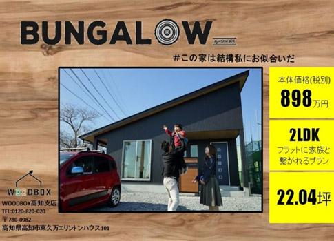 BUNGALOW 関連記事